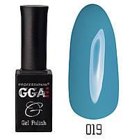 Гель-лак GGA Professional 10 мл №19