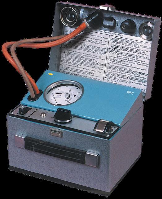 Контрольные приборы предназначены для проверки основных эксплуатационных параметров.