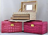 Шкатулка-чемоданчик для украшений №8945