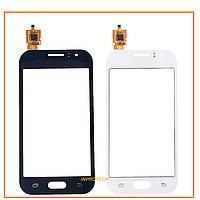Сенсор (тачскрин) Samsung J110 (J1 Ace) Dark Blue Original