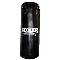 Боксерский мешок Boxer боксерская груша кожа 1,0
