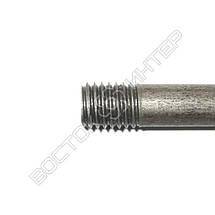 Шпилька М12 ГОСТ 22034-76, 22035-76 с ввинчиваемым концом 1,25d | Размеры, вес, фото 3
