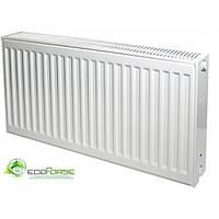Радиатор стальной 22К 500*1100 ECOFORSE