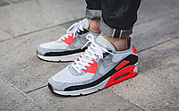 """Кроссовки Nike Air Max 90 Ultra 2.0 Flyknit """"Infrared"""""""
