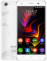 "OUKITEL C5 Pro White 2/16 Gb, 5"", MT6737, 3G, 4G"