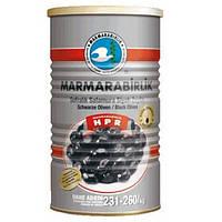 Оливки черные (маслины) 800 г Marmarabirlik Hiper
