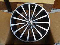 Литые диски R16 7j 5x112 et45 VW PASSAT AUDI A4 A6 SKODA OCTAVIA