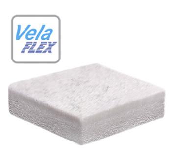 Нетканый материал «Velaflex» и  «Sprut»(двухсторонняя фиксация).