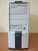 Системный блок, Компьютер, ПК Sempron 2200+ 1Gb DDR 80 HDD