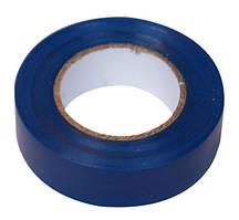 Изолента DELUX ПВХ 10м синяя