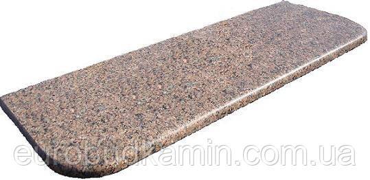 Подоконник из гранита, мрамора, оникса, песчаника, травертина
