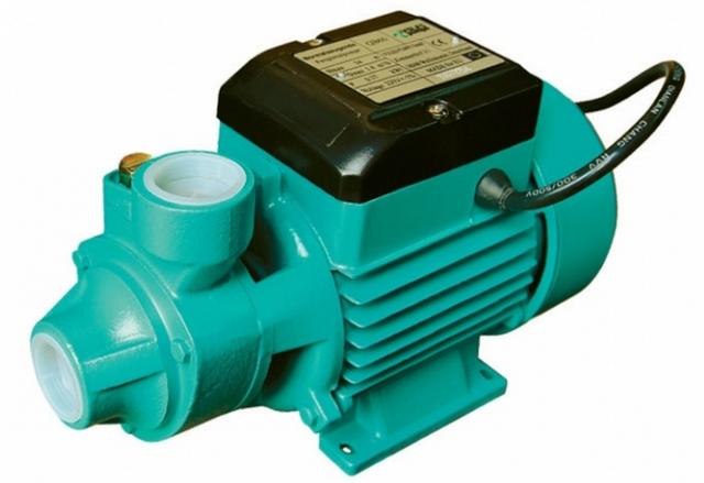 Вихревой бытовой поверхностный насос VOLKS pumpe QB 60