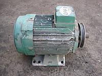 Электродвигатель мотор 3х фазный 4кВт