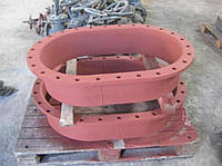 Люк - лаз овальный стальной , 900мм. х 600 мм. толщина обичайки 6мм Состояние отличное. Люк - лаз овальный ста