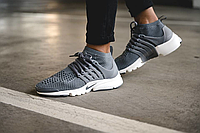 "Кроссовки Nike Air Presto Ultra Flyknit ""Grey"""