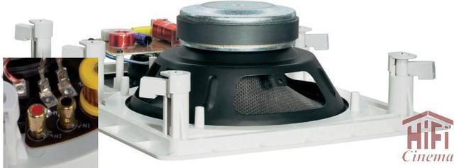 Двухполосный настенный громкоговоритель окружающего звука Magnat Interior IWP 82