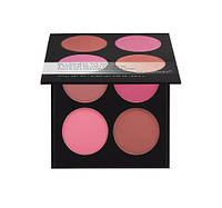 Палетка румян Blushed To Go 4 Color Blush Palette BH Cosmetics Оригинал