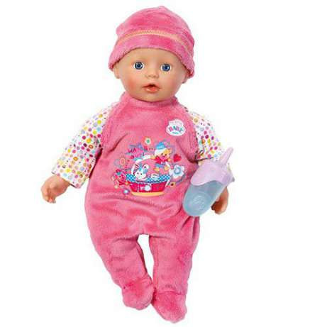Кукла пупс Беби Борн Первое купание 32 см My Little Baby Born Zapf Creation 821015
