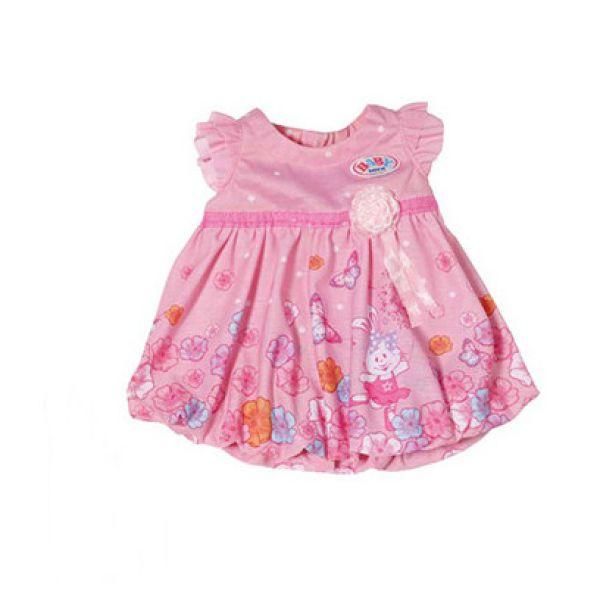 Одежда для Беби Борн Baby Born платье Zapf Creation 822111