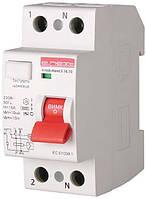 Выключатель диф. тока (УЗО) 2р 25А 30mA, фото 1