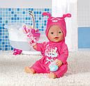 Одежда куклы Беби Борн Baby Born комбинезон с капюшоном Zapf Creation 820841, фото 3