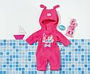 Одежда куклы Беби Борн Baby Born комбинезон с капюшоном Zapf Creation 820841, фото 5