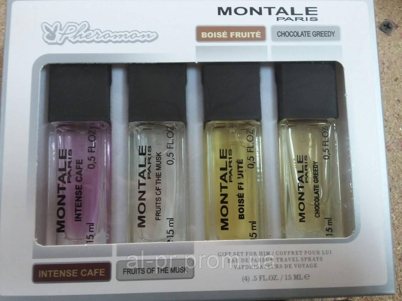 Подарочный набор парфюмерии Montale с феромонами