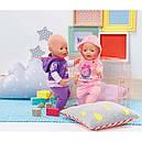 Одежда для Беби Борн Baby Born Спортивный костюм розовый Zapf Creation 822166, фото 3