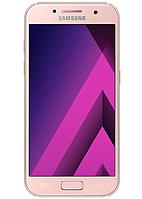 """Samsung A320F/DS Galaxy A3 2017 Duos Peach 2/16 Gb, 4.7"""",  3G, 4G"""