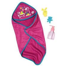 Одежда для кукол Беби Борн Набор для купания Baby Born Zapf Creation 822487