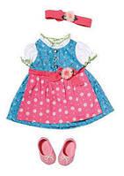 Одежда жля кукол Беби Борн Национальный костюм Baby Born Zapf Creation 822852