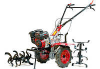 Мотоблок WEIMA WM1100С-6,  4+2 скорости, бенз 7,0л.с.,ручной стартер,  4,00-10