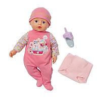 Кукла Беби Борн Веселое купание my little Baby Born Zapf Creation 819722