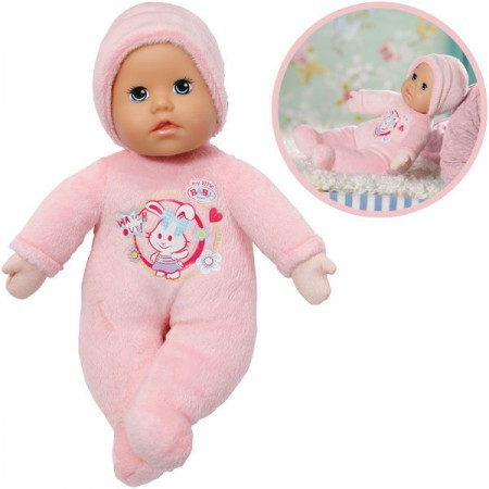 Кукла пупс Беби Борн супермягкая 30 см My Little Baby Born  Zapf Creation 819869