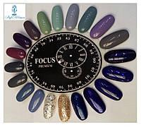Гель лак Focus Premium от Oxxi 8мл, фото 1
