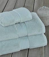 London Casual Avenue (Mood Eke Home) 70х140 пушистое полотенце  из бамбука и хлопка SEAFOAM