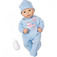 Кукла пупс Baby Annabell Беби Анабель Мой первый малыш my first Bruder Zapf Creation 794456
