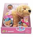 Собака Энди с пультом для кукол Беби Борн Baby Born Zapf Creation 819524, фото 10