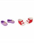 Обувь для кукол Беби Борн ботинки 2 пары Baby Born Zapf Creation 822159 c