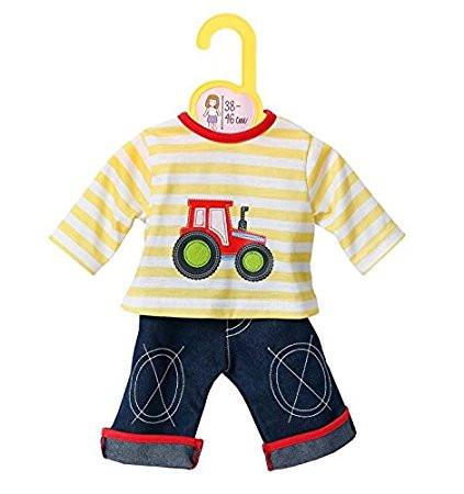 Одежда для кукол Беби Борн Шорты с блузкой Baby Born Zapf Creation 870037