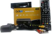 Цифровой эфирный тюнер Т2 SIMAX HDTR 871F2, тюнер DVB-T2,Т2 приставка, эфирный цифровой приемник
