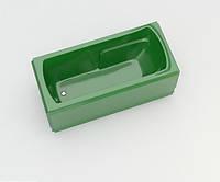 Ванна акриловая ARTEL PLAST Оливия (170) зеленая, фото 1