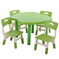 Детский столик со стульчиками B0103-5