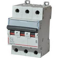 Автоматический выключатель DX3-E 40А 3п 6кА C (автомат) Legrand Легранд
