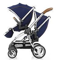 Прогулочная коляска для двойни и погодок Babystyle Egg Tandem 2017