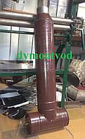Конструкция нержавеющего дымохода в окрашенном кожухе RAL 8017