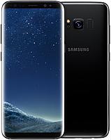 "Samsung Galaxy S8 Midnight Black (G950F-DS) 4/64 Gb, 5.8"", 3G, 4G"