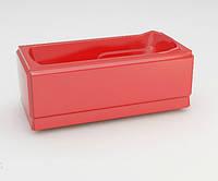 Ванна акриловая ARTEL PLAST Оливия (170) красная, фото 1