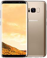 """Samsung Galaxy S8 Maple Gold (G950F-DS) 4/64 Gb, 5.8"""", 3G, 4G"""