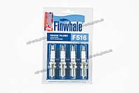 Свеча зажигания FINWHALE ВАЗ 2110 - 2112 16кл. блистер к-т (F516)